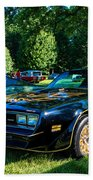 Smokey And The Bandit Beach Towel