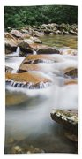 Smokey Mountain Creek Beach Towel