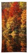 Smoky Mountain Colors - 234 Beach Towel