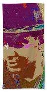 Snake Eyes Beach Towel