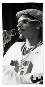 Snoop-gp18 Beach Towel
