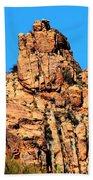Snoopy Rock - Sabino Canyon Tucson Arizona  Beach Towel