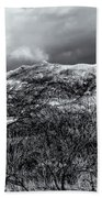 Snow Capped 45 Beach Towel