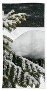 Snow Hill Beach Towel
