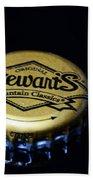 Soda - Stewarts Root Beer Beach Towel by Paul Ward