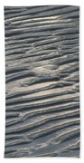 Soft Ripples Beach Towel
