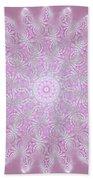 Softly Purple Beach Towel
