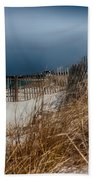Solitude On The Cape Beach Towel by Jeff Folger