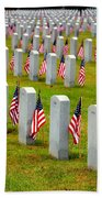 Some Gave All Beach Towel