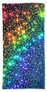 Song Of The Stars Beach Towel