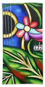 Songbird Beach Towel
