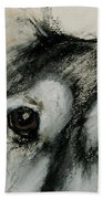 Sophia's Eyes Beach Towel