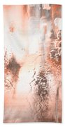 Sore Wounded Trails  Beach Towel