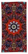 Soul Of The Universe Beach Towel
