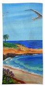 South La Jolla Beach Towel