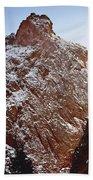 210855-south Pillar Of Hercules, Co Beach Towel