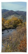 South Platte Beach Towel