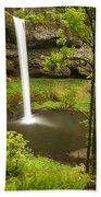 South Silver Falls 2 Beach Towel