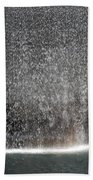 South Tower Water Beach Towel