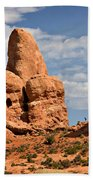 South Window Arches National Park Beach Towel