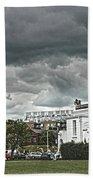 Southampton Royal Pier Hampshire Beach Towel by Terri Waters
