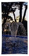 Southern California's Wafarers Chapel 4 Beach Towel