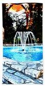 Southern California's Wafarers Chapel 7 Beach Towel