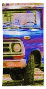 Southern Ride Two Beach Towel