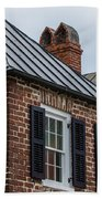 Southern Rooftops Beach Towel