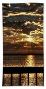 Southern Sunrise Beach Towel