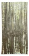 Southern Swamp Beach Towel