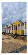 Southwold Beach Huts 4 Beach Towel