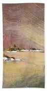 Souvenir De Vacances #23 - Memory Of A Vacation #23 Beach Towel