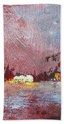 Souvenir De Vacances #37 - Memory Of A Vacation #37 Beach Towel