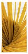 Spaghetti Spiral Beach Towel