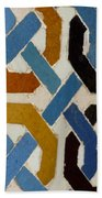 Spain Wall Beach Towel