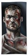 Spartacus Champion Of Capua Beach Towel