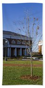 Special Collections Library And Alderman Library University Of Virginia Beach Towel