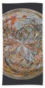 Specks Orb Beach Towel