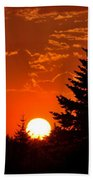 Spectacular Sunset IIl Beach Towel