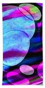 Spheres Of Influence Beach Towel