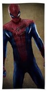Spider-man 2.1 Beach Towel by Movie Poster Prints