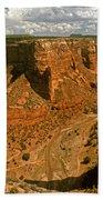 Spider Rock - Canyon De Chelly Beach Towel