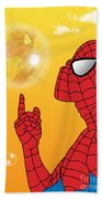 Spiderman 3 Beach Sheet