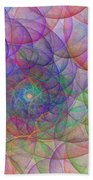 Spirale Beach Towel