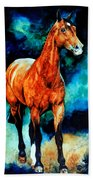 Spirit Horse Beach Towel