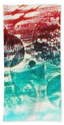 Spirtuality Of The Planet Beach Towel