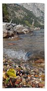 Splash Lake Jenny Beach Towel