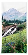 Splendid Wonder Beach Towel