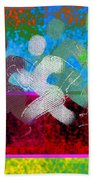 Sport B 9 Beach Towel